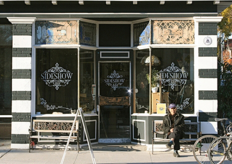 Sideshow Cafe Leslieville