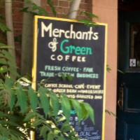 Merchants of Green Coffee
