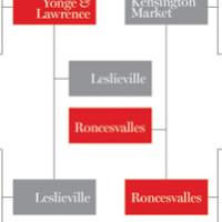 "Leslieville wins best neighbourhood in The National Posts ""Game of Hoods!"""