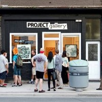 Leslieville – Project Gallery Salon Show