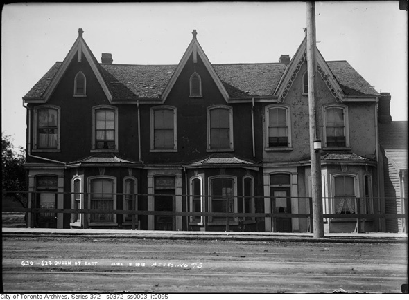 630 to 34 Queen Street East 1912