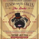 The Dustshaker Circus Is Coming to Leslieville!