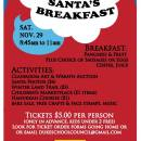 Leslieville News: Duke's Santa Claus Breakfast!