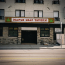 Leslieville News: Chef Eric Wood Behind the Stoves at Maple Leaf Tavern