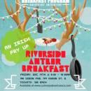 Leslieville and Riverside News:  The Riverside Antler Breakfast!