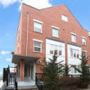 Riverside and Leslieville Real Estate : Just listed for lease – Riverside Townhome!