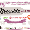 Leslieville and Riverside: Try the Riverside WineFest This April