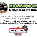 Morsestock: Ignite the Spirit 2015