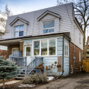 Leslieville Real Estate: 84 Hiltz Avenue