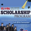 The RE/MAX Hallmark Scholarship Program