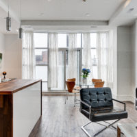 Leslieville Real Estate: 1003 Queen Street East Unit 201